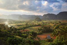 Vinales Valley, Sierra de los Organos, Pinar del Rio, Cuba