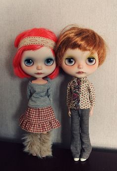 Moshi moshi mix & match by camillaeatfiftyeggs, via Flickr