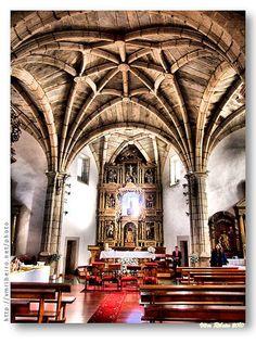 Santa Maria del Azogue Church in Benavente, Spain