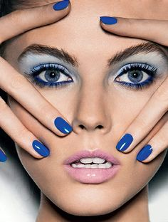 @Byrdie Beauty - Russian Allure is Feeling Red, White, and Blue