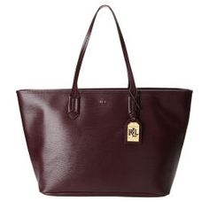 Available @ TrendTrunk.com Lauren Ralph Lauren Bags. By Lauren Ralph Lauren. Only $89.10! Ralph Lauren Bags, 2014 Trends, Trunks, Money, Tote Bag, Accessories, Fashion, Satchel Handbags, Purses