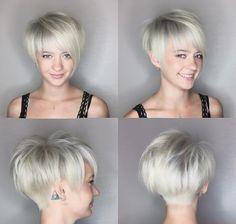 Wirst Du auch fröhlich wenn Du frische blonde Haarfarben siehst? - Seite 2 von 10 - Neue Frisur