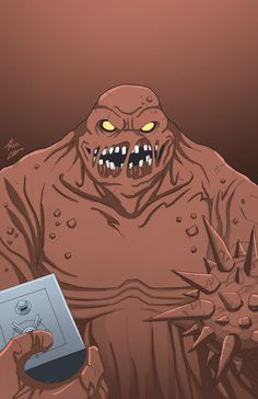 Clayface by phil-cho on DeviantArt