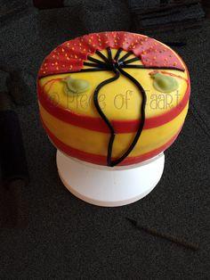 Spain cake