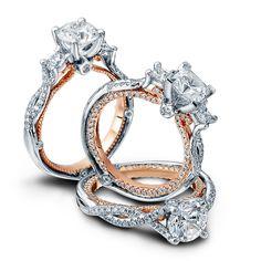 #Verragio #engagement ring