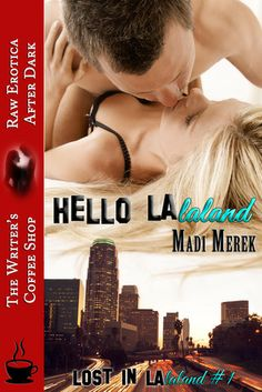 Cover Reveal: Hello LAlaland (Lost in LAlaland, #1) by Madi Merek -On sale April 1st 2014 by TWCS Publishing House -Paparazzi, vodka cocktails, and sex. Welcome to LAlaland.  Winifred Chapman isn't thrilled with the idea of her ten year reunion; especially not the idea of returning to LAlaland. Even in the midst of her thrilling career, she's managed to avoid LA as often as possible, which is saying a lot for a world-renowned fashion designer.