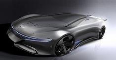 Car Design Sketch, Car Sketch, Mercedes Benz, New Luxury Cars, Automobile, Futuristic Cars, Car Drawings, Electric, Transportation Design