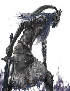 Artorias The Abysswalker :: DS art :: DS персонажи :: Dark Souls ...