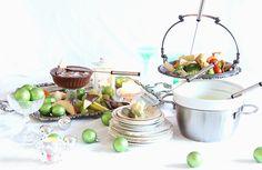 What fun to hold a Fondue Feast these holidays! Cheese fondue and Chocolate Spiced fondue - find the recipes here http://www.theroadnottaken.com.au/#!A-Christmas-Fondue-Feast/u4e1o/566e16b40cf2bbe8cab7fb72
