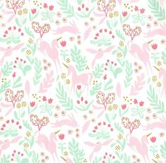 MONKEY MOVES {pink} fabric Michael Miller Fabric 100/% cotton GIRL FABRIC