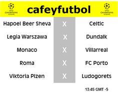Café y Fútbol: Prográmate