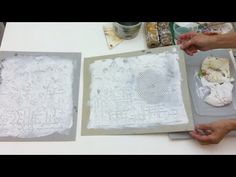 Pintar é fácil - Pintura em Tela - Abstratos - iniciantes - AULA 2