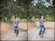 Danae Jones Photography, senior photos, senior portraits, senior boys, senior guys, class of 2018, senior pictures, high school senior, unicycle