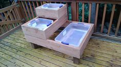 Custom Water Table