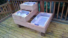 Custom Water Table