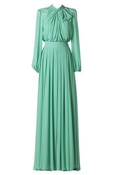 Ideas para la hermana de la novia: Vestido de Pronovias