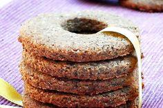 Biscotti di grano saraceno e vaniglia