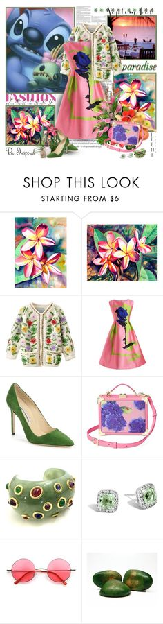 """HAPPY BIRTHDAY TO SEPTEMBER GIRLS..."" by purplecherryblossom ❤ liked on Polyvore featuring Zimmermann, Manolo Blahnik, Aspinal of London, Kenneth Jay Lane and John Hardy"