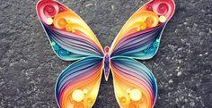 Sena Runa | Quilled Paper Art