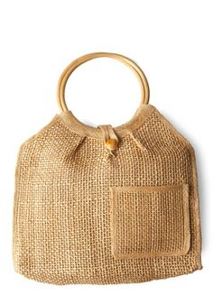 Vintage Beachfront and Center Bag, #ModCloth