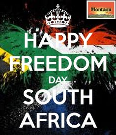 Wishing all our followers, franchisees and customers a wonderful ‪#‎FreedomDay‬ today! Freedom Day South Africa, Mother Nature, Followers, Fans, Nature, Mother Earth, Fandom