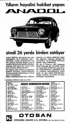 Anadol Türkiyenin Otomobili