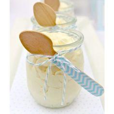 Glass Dessert Jar | 4oz for $1.97 in Milk Bottles - Glassware