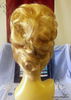 Cinderella Wig by: Final Touch Wigs