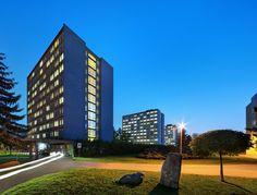 University of South Bohemia — Jihočeská univerzita v Českých Budějovicích University Of South, Most Beautiful Pictures, Skyscraper, City, Google, Bohemia, Skyscrapers, Cities