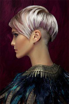 #NAHA2015 Haircolor Finalist: Erica Reynolds Keelen probeauty.org/naha