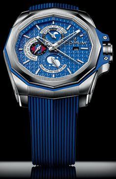 La Cote des Montres : La montre Corum Admiral's Cup AC-One 45 Tides - Quand la Haute Horlogerie révèle les marées