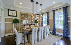 Love everything about this! Willowsford Virginia - Pulte Homes - Sherwood