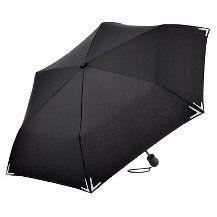 Fare 5171-11753 Safebrella® Led İşıklı Mini Şemsiye Siyah