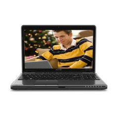Toshiba Satellite P755-S5385 15.6-Inch LED Laptop - Fusion X2 Finish in Platinum Computers & Accessories