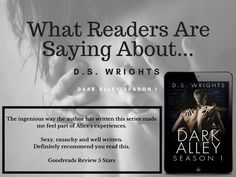 . NEW RELEASE .Dark Alley Season 2 Grantham GlobalStrictly Business  Warning: 18 Dark Mystery Erotica BdsmBlurbAfter embracing the fact that what she truly wants does not fit into the expectations of society Alice tries to adapt to her new way of life. This means keeping her love life and new boyfriend a secret to absolutely everyone apart from Bianca who cant wait to meet the man who turned her best friend upside down but also keeping it strictly business when it is impossible to avoid the…