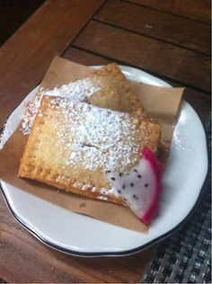 Hedy's homemade pop tarts at Michael's Genuine. Now this is brunch!