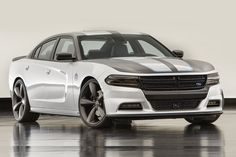 """The Covers Drop Back on this Dodge Charger Deep State 3 Concept- http://getmybuzzup.com/wp-content/uploads/2015/11/549333-thumb-650x433.jpg- http://getmybuzzup.com/dodge-charger-deep-state-3/- By Patrick Appearing with both styling and performance modifications, Dodge introduces their latest and greatest Charger Deep State 3 Concept. Described by the brand as a """"performance-driven version of the world's only four-door muscle car,"""" this Charger concept screams with p"""