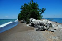 Point Pelee National Park, the Southern most point of Canada