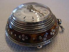 Edward Prior Ottoman Pocket Watch 3 cases (1855)