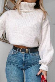 25 Trendy and Cozy Sweater Outfits for Girls 2019 25 Trendy and Cozy Sweater Outfits for Girls; The post 25 Trendy and Cozy Sweater Outfits for Girls 2019 appeared first on Sweaters ideas. Mode Outfits, Trendy Outfits, Fashion Outfits, Womens Fashion, 90s Fashion, Fall Fashion, Hipster Fashion, Fashion Ideas, Cheap Fashion