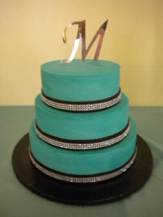teal blue and brown wedding cakes 1000 images about powder blue and chocolate wedding ideas 20775
