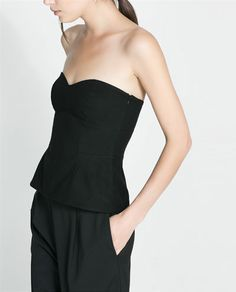 Pair this with a great chunky statement necklace and earrings for New Years Eve tonight.
