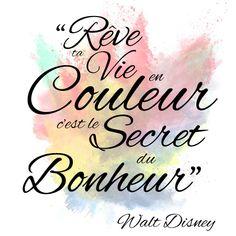 Cette citation de Walt Disney est toujours d'actualité Citation Walt Disney, Tattoo Quotes, Typography, Disney Screensaver, Funny Qoutes, Event Posters, Healthy Bodies, Psychology, Letterpress