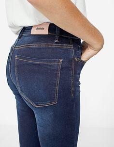 High waist jeans - Special prices | Stradivarius Serbia