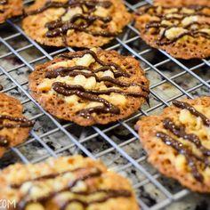 Florentinas- galletas de almendra