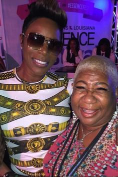 Sommore and Luenell