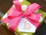 Monogram Wrapping