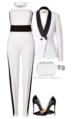 """""""Jump start 2017"""" by efiaeemnxo ❤ liked on Polyvore featuring Emilio Pucci, Christian Louboutin, Jimmy Choo, Eddie Borgo, sbemnxo and styledbyemnxo"""