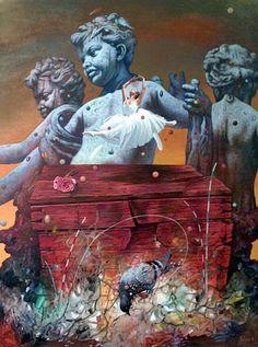 Pandora A, 2005 | Dragan Ilic Di Vogo
