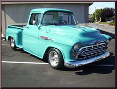 1957 Chevy short bed